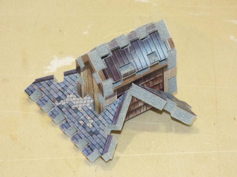Fuchsbau 3D Puzzle 37649167gd