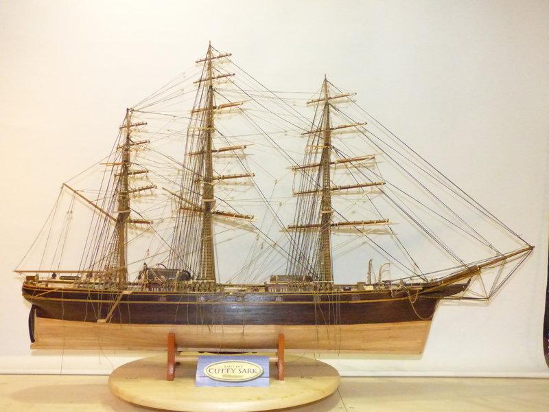 Cutty Sark von DelPrado nach Plänen von Artesania gebaut von rmo555 - Seite 3 37692287sj