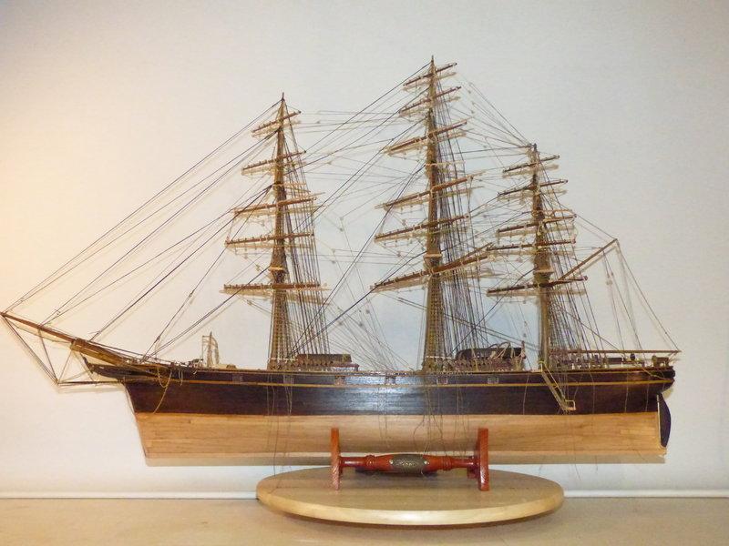 Cutty Sark von DelPrado nach Plänen von Artesania gebaut von rmo555 - Seite 3 37692291ni