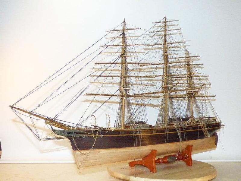 Cutty Sark von DelPrado nach Plänen von Artesania gebaut von rmo555 - Seite 3 37692294as