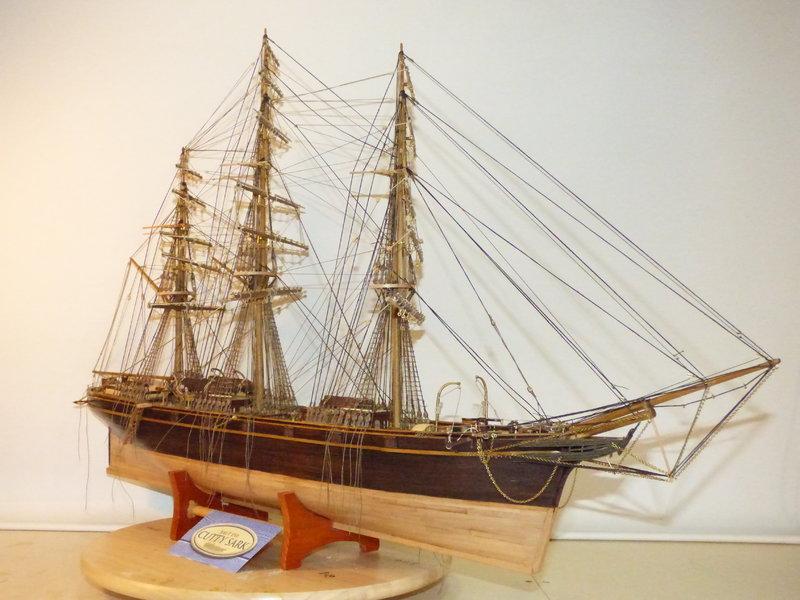 Cutty Sark von DelPrado nach Plänen von Artesania gebaut von rmo555 - Seite 3 37692300qe