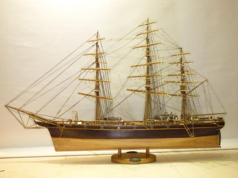 Cutty Sark von DelPrado nach Plänen von Artesania gebaut von rmo555 - Seite 3 37734074at