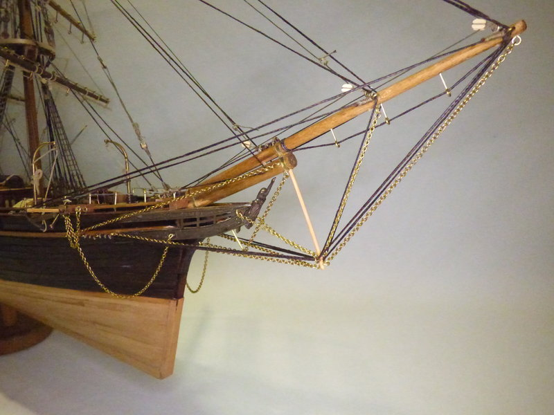 Meine Cutty Sark von delPrado wird gebaut - Seite 8 37736312cz
