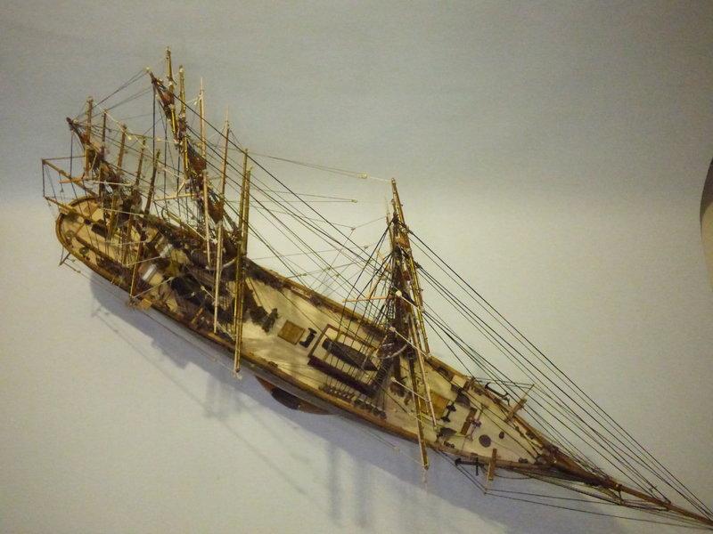 Meine Cutty Sark von delPrado wird gebaut - Seite 8 37736329ie