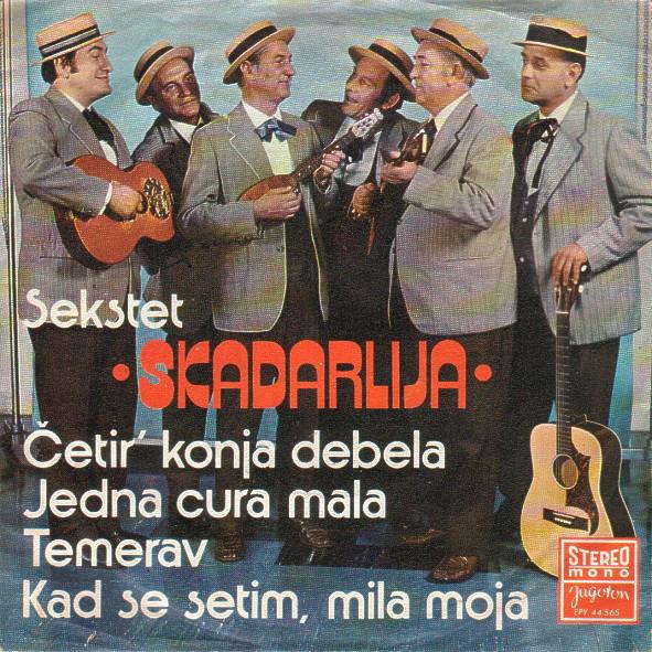 Sekstet Skadarlija - Kolekcija 37739131tp
