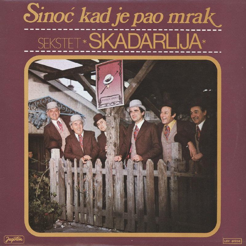 Sekstet Skadarlija - Kolekcija 37739160xs