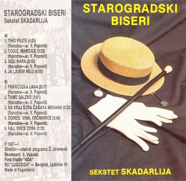 Sekstet Skadarlija - Kolekcija 37739225rn