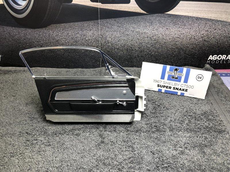 GT500 Super Snake / Agora Models, 1:8 37741581rh