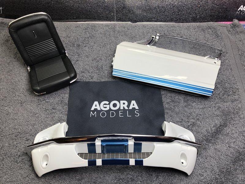 GT500 Super Snake / Agora Models, 1:8 37741802wb