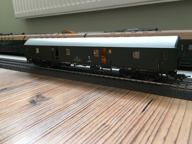Schicht D-Zug - noch lange kein altes Eisen 37745558cu