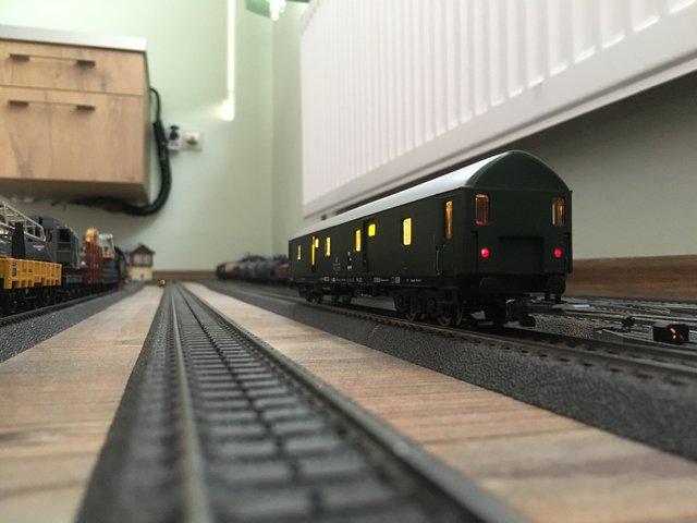 Schicht D-Zug - noch lange kein altes Eisen 37745562ef