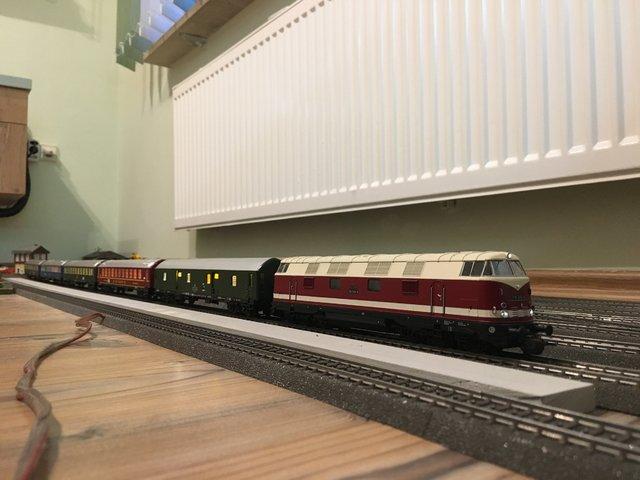 Schicht D-Zug - noch lange kein altes Eisen 37745574wx