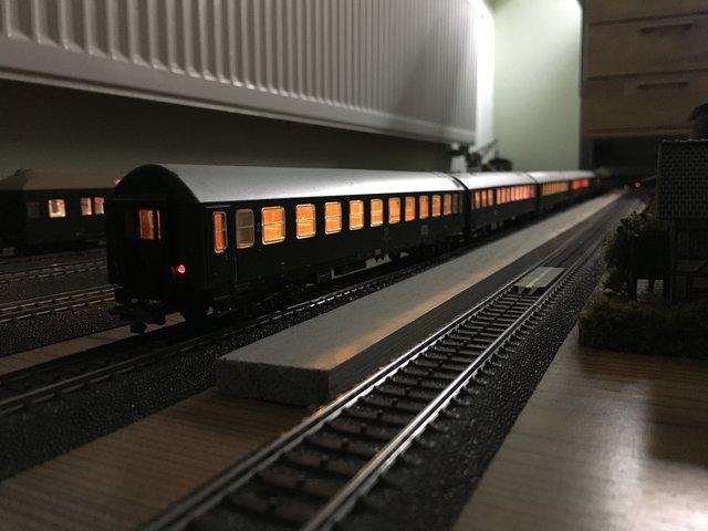 Schicht D-Zug - noch lange kein altes Eisen 37745585rq