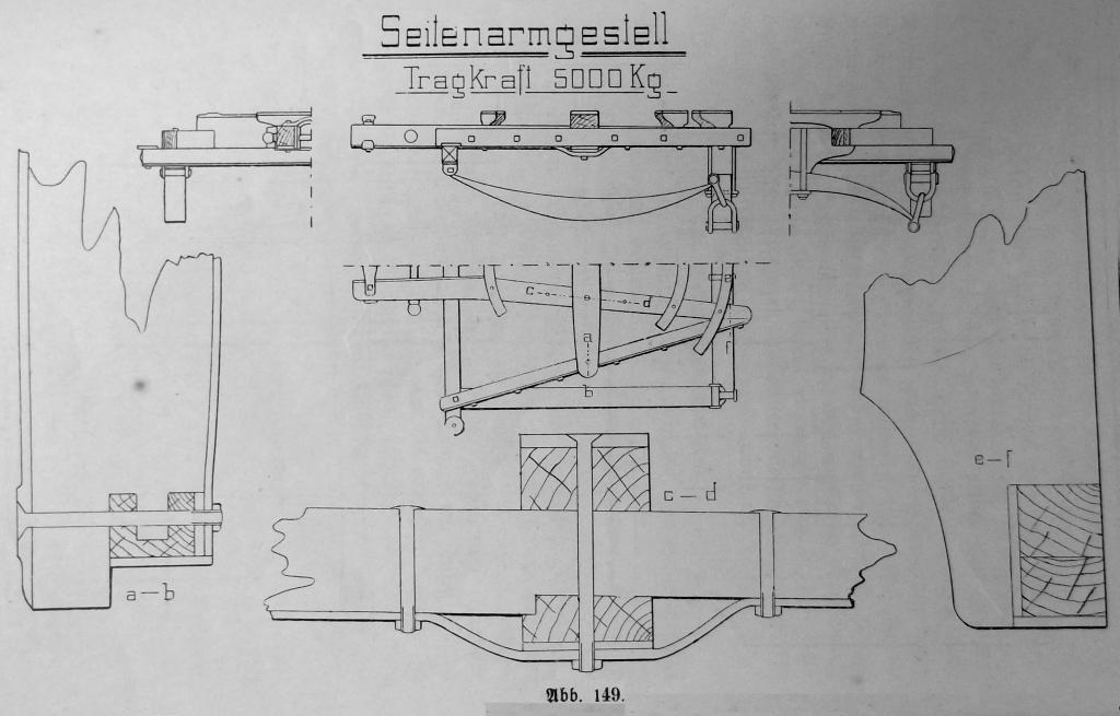 Karosseriebau mit tragendem Holz-Gerüst 37746750ti