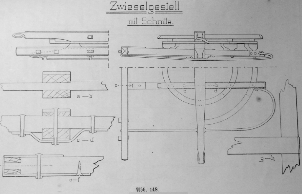 Karosseriebau mit tragendem Holz-Gerüst 37746753yo