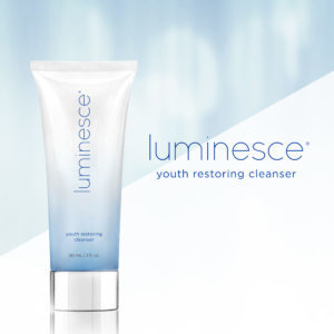 Beauty exklusiv cosmetics Luminesce youth restoring cleanser