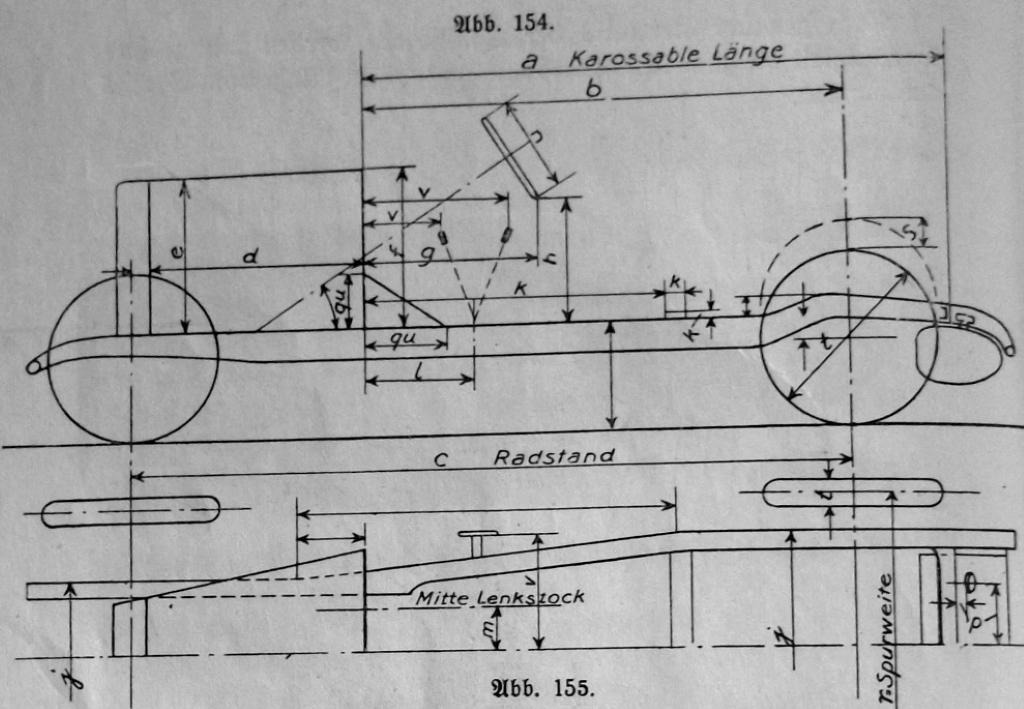 Karosseriebau mit tragendem Holz-Gerüst 37821630mb