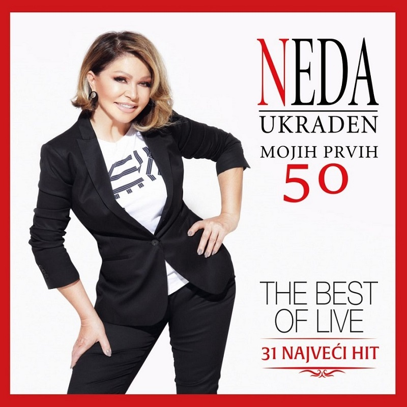 Neda Ukraden - 2019 - The Best Of Live (31 najveci hit) 37830281ej