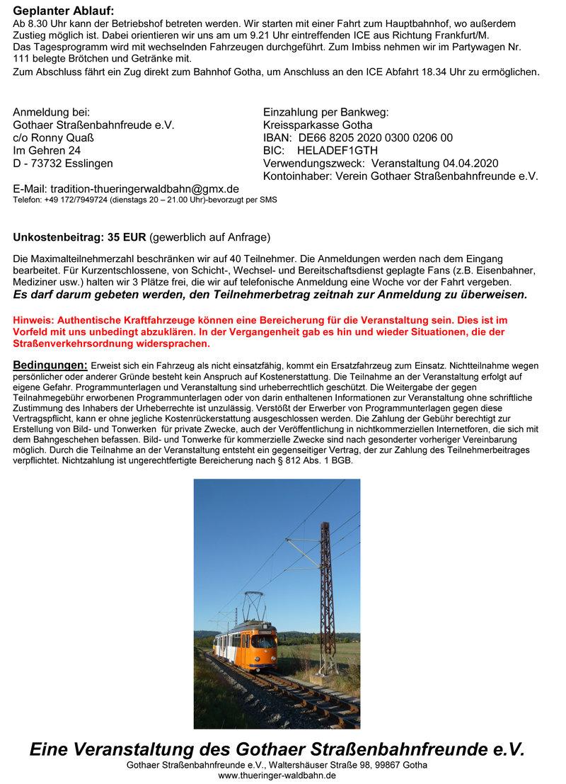 Straßenbahn Gotha und die Thüringerwaldbahn - Seite 4 37860658li