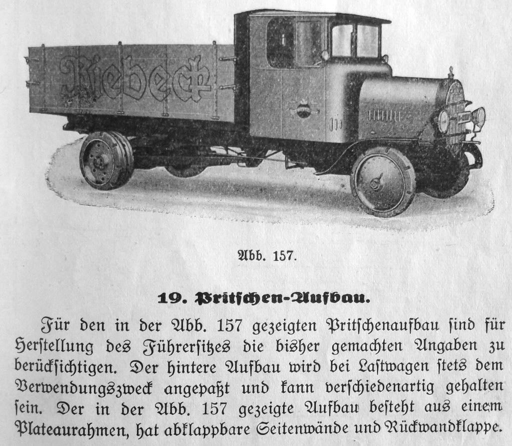 Karosseriebau mit tragendem Holz-Gerüst 37882719kx
