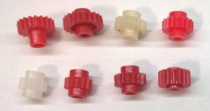 Roco gears