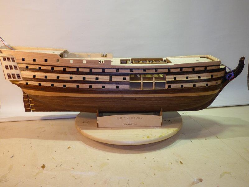 HMS Victory 1:84 de Agostini gebaut von rmo554 - Seite 2 37960356zt