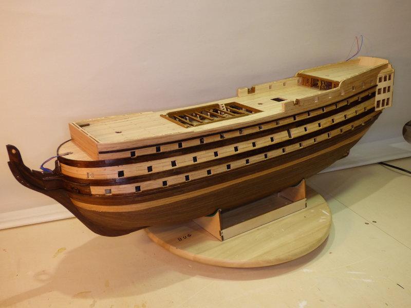 HMS Victory 1:84 de Agostini gebaut von rmo554 - Seite 2 37960357kg