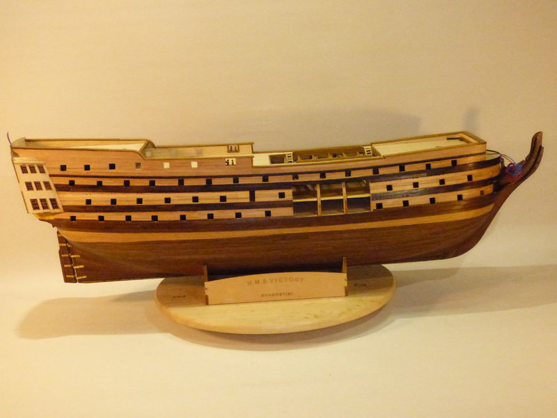 HMS Victory 1:84 de Agostini gebaut von rmo554 - Seite 2 37971314zd