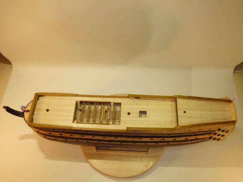 HMS Victory 1:84 de Agostini gebaut von rmo554 - Seite 2 37971316yb