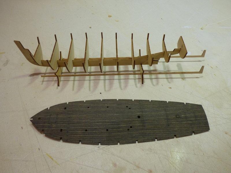 Griechischer Fischkutter Noxos gebaut von rmo554 38004214st