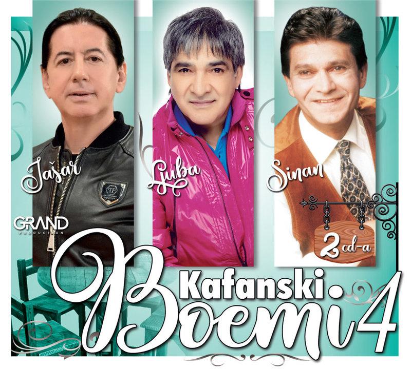 2020 - Kafanski boemi 4 (Jašar - Ljuba - Sinan) (2x CD) 38019380rj