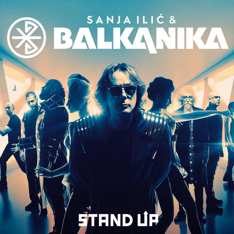 Sanja Ilic & Balkanika - 2020 - Stand Up 38019433qn