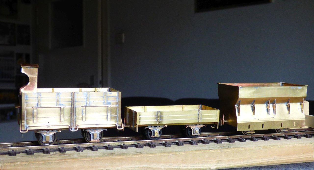 Wagen der Braunfelser Ernstbahn, ein Versuch in 0e 38028688un