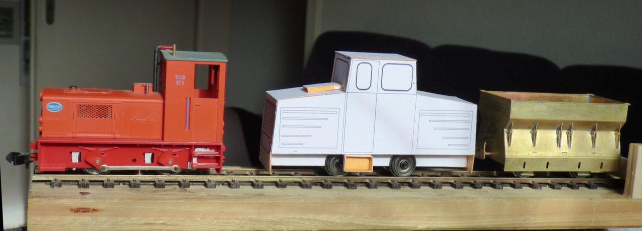 Wagen der Braunfelser Ernstbahn, ein Versuch in 0e 38028690fi