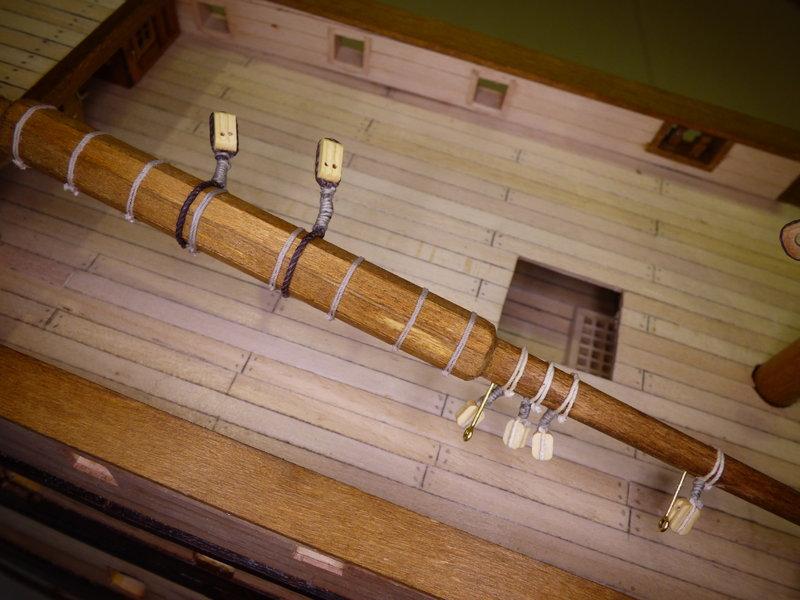 HMS Victory 1:84 de Agostini gebaut von rmo554 - Seite 2 38083906uj