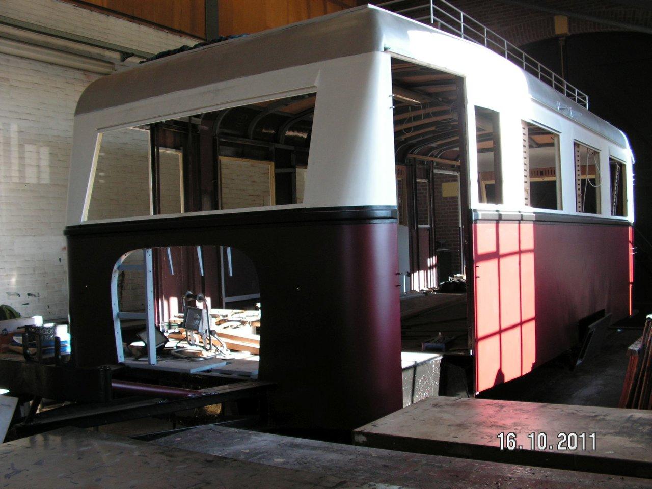 """Projekt """"Schweineschnäuzchen"""" , ein Wismarer Schienenbus in N 38110010wc"""