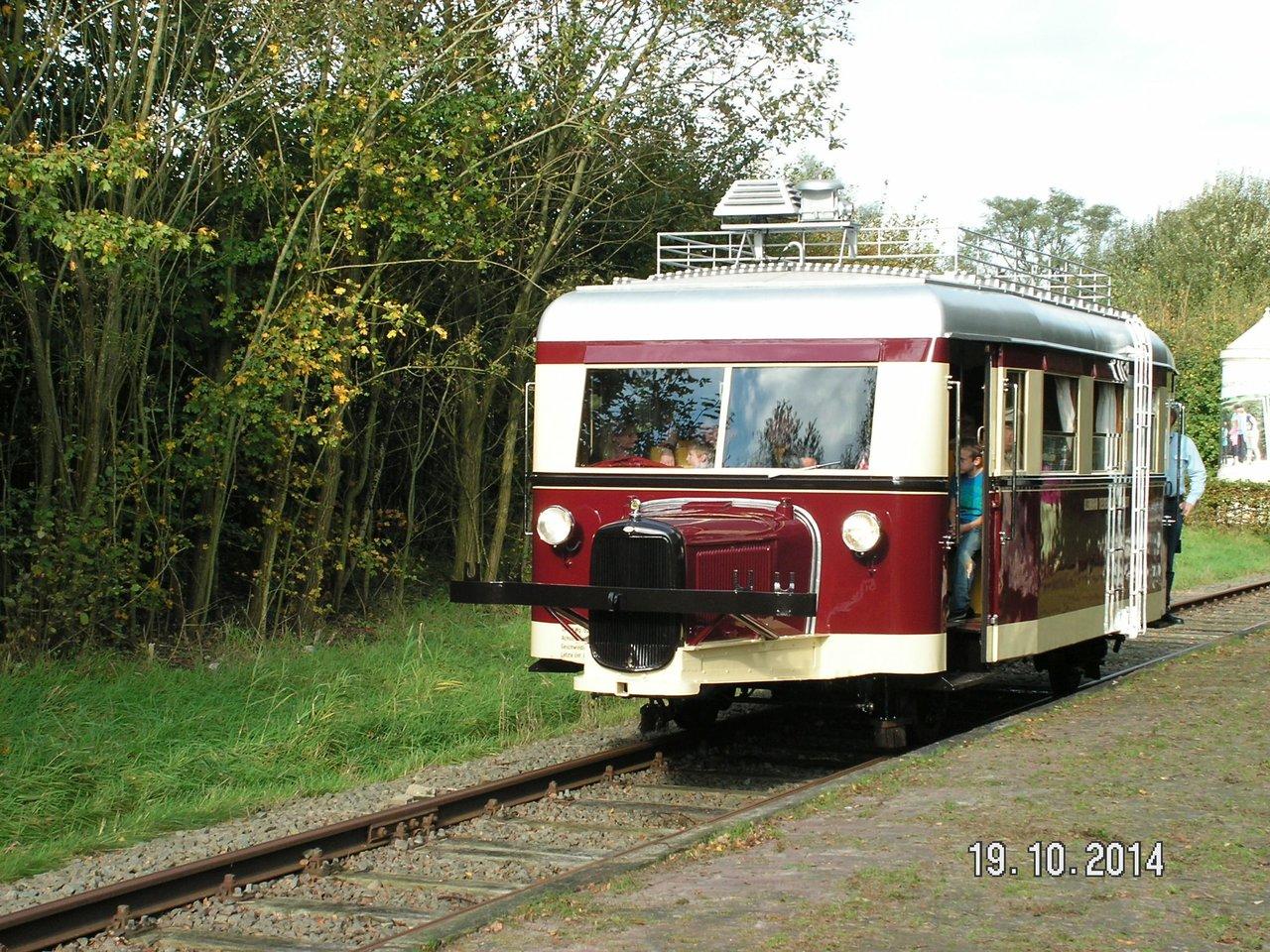 Diorama Bahnhof Asendorf mit T41 in H0e / 1/87 Schmalspur 38115936yy