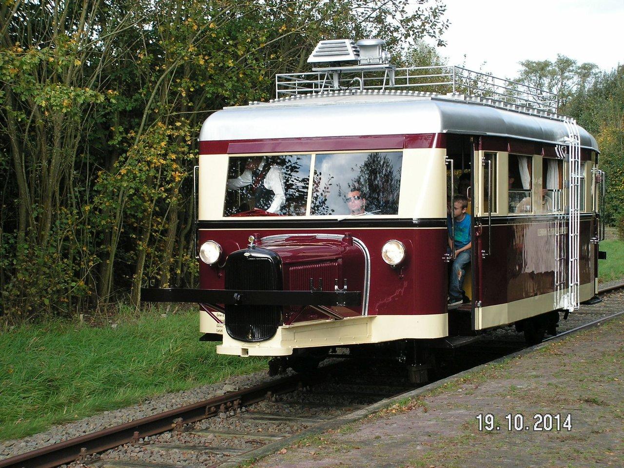 """Projekt """"Schweineschnäuzchen"""" , ein Wismarer Schienenbus in N 38115938xr"""