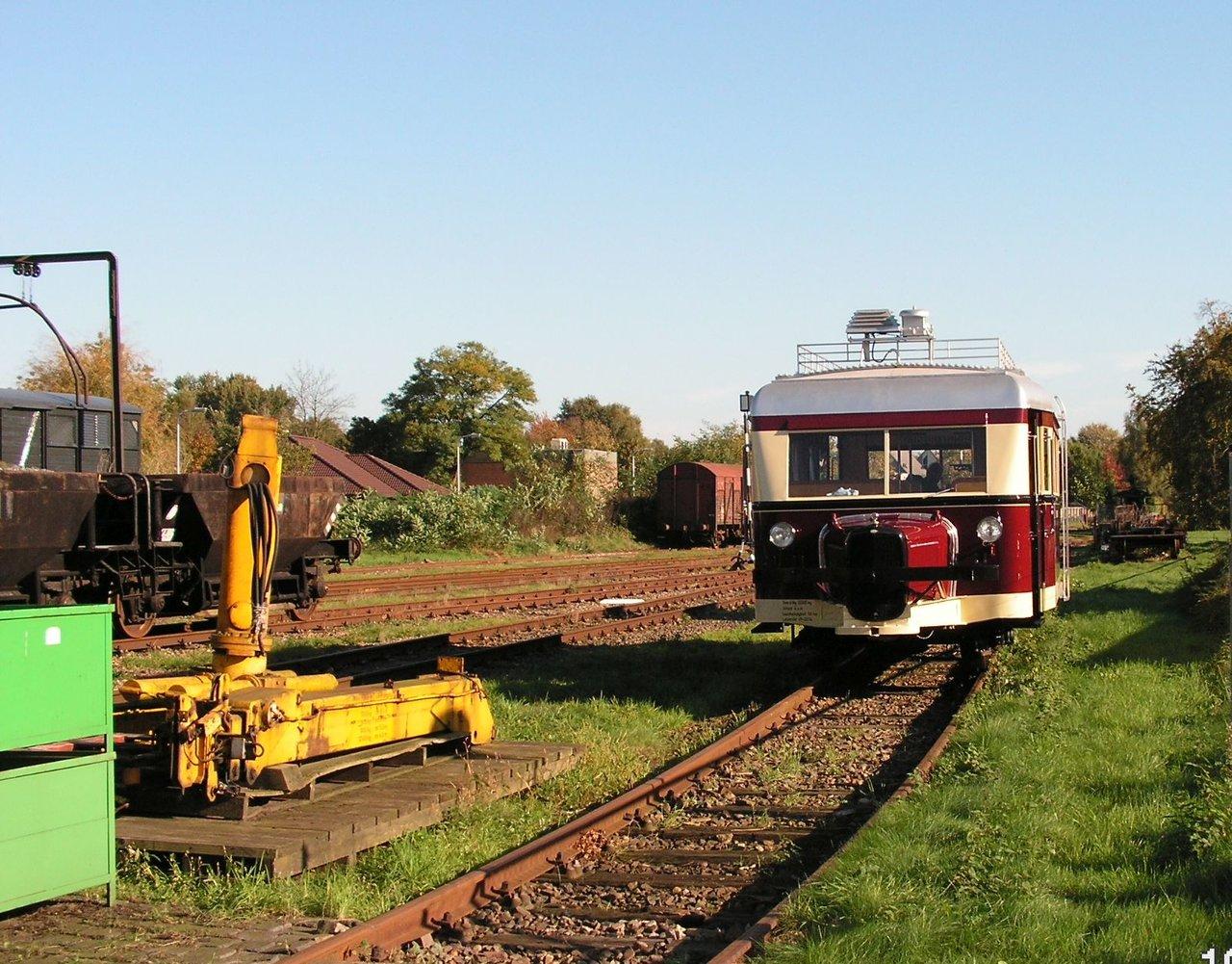 Diorama Bahnhof Asendorf mit T41 in H0e / 1/87 Schmalspur 38115941tr