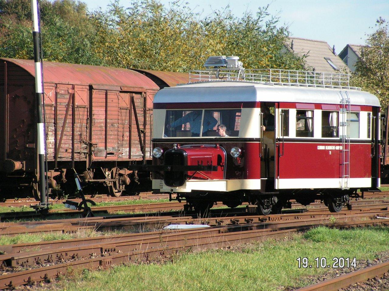 Diorama Bahnhof Asendorf mit T41 in H0e / 1/87 Schmalspur 38115943gp