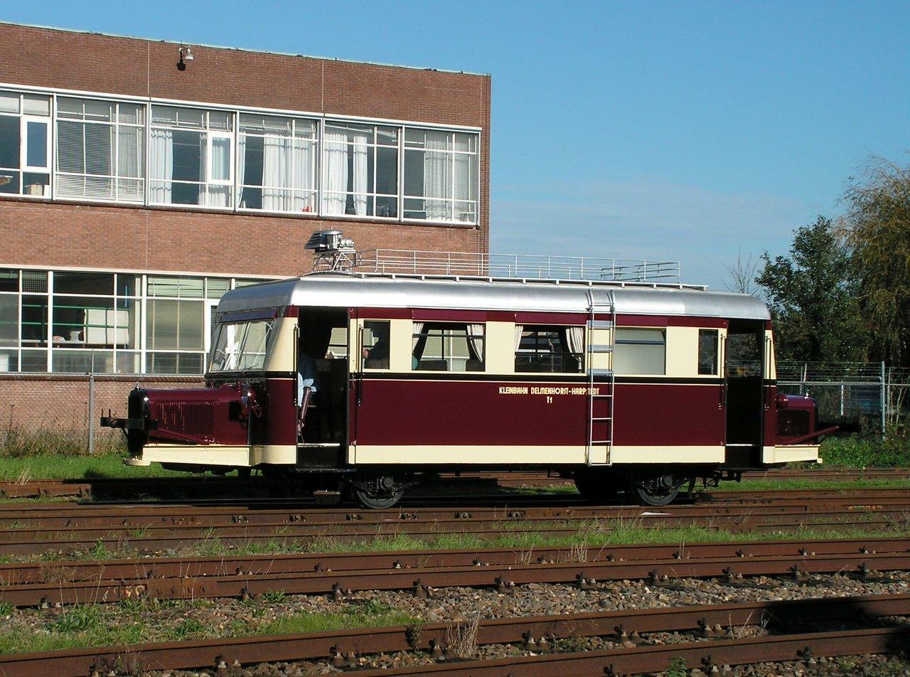 """Projekt """"Schweineschnäuzchen"""" , ein Wismarer Schienenbus in N 38115945es"""