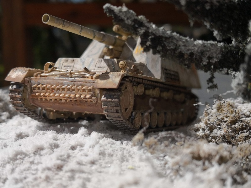 Truppenerweiterung SdKfz 165 Hummel 38264228id