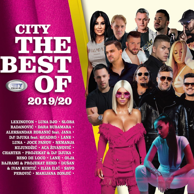 Various Artists - The Best of 2019-20 38332058au