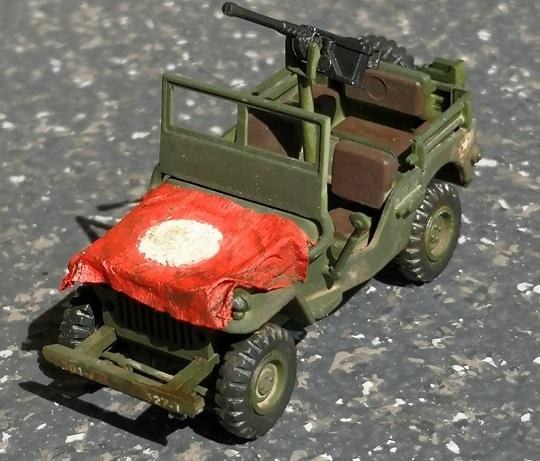 Pz.-Grenadiere und Beute Jeep 38334855sr