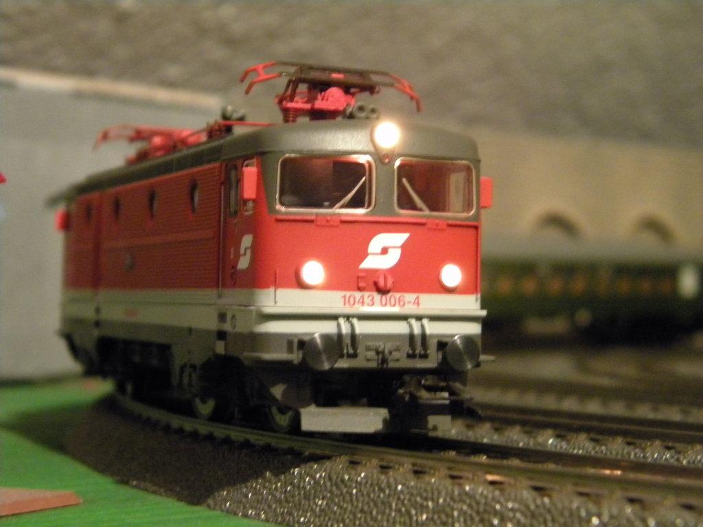 Tauernbahn-Verkehr: Umleitung über Hellau 38386044ci