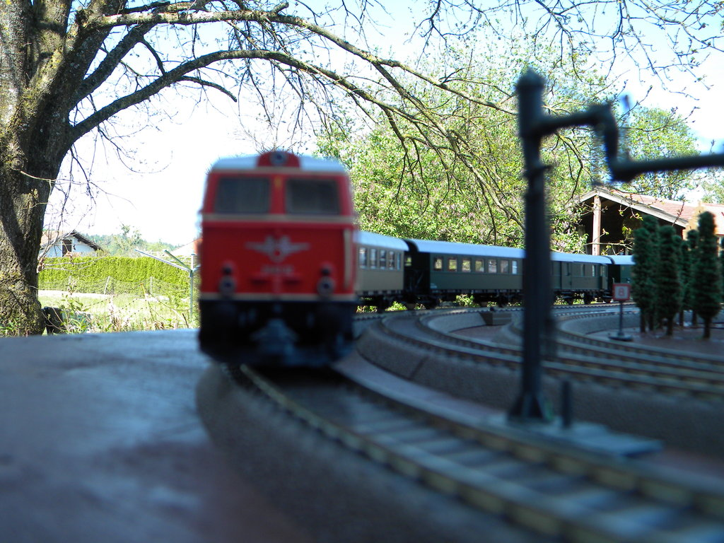 Tauernbahn-Verkehr: Umleitung über Hellau 38390382as