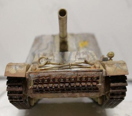 Truppenerweiterung SdKfz 165 Hummel 38421454ss