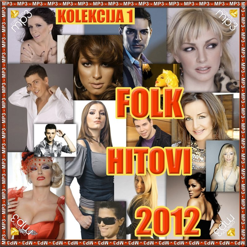 2012 - Folk Hitovi 2012 Kol 1 (10 CD) 38439157xw