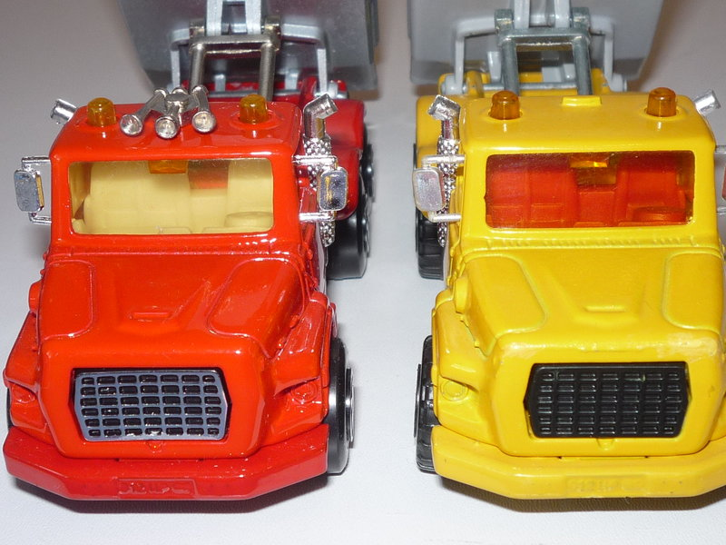 N°3010 / 4507 Ford L Benne Carriére 38446364mn