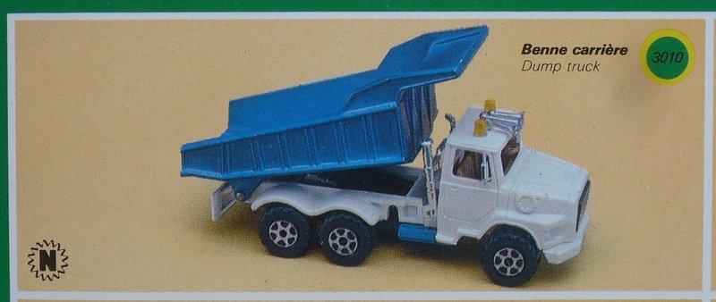 N°3010 / 4507 Ford L Benne Carriére 38446575bp